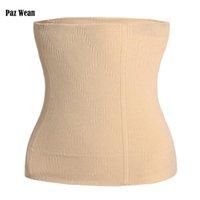 göbek kontrol kemeri toptan satış-Zayıflama için Bel Korusu Karın Muhafazası Kemeri Gövde Şekillendirici Kontrol İç Giyim Girdle Şekil Bileği Kadınlar için Karın Zımpara Kırpıcı