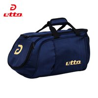 Wholesale shoes uniforms for sale - Group buy Etto Men Sports Training Bag for Football Team Uniforms and Shoes Nylon Gym Bag for Bodybuilding Women Outdoor Travel HAB301