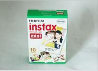 instax mini instant polaroid kamera großhandel-2018 neueste Instax Weiß Film Intax Für Mini 90 8 25 7 S 50 s Polaroid Sofortbildkamera gutes einzelteil durch dhl