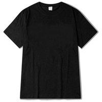 ingrosso maglia maglia-2018 uomini donne brander fiamma T Shirt uomo donna skateboard tee manica corta fuoco rivista fiamma pattumiere magliette