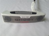 Wholesale ghost clubs - Ghost Tour DA-12 Putter Ghost Tour Golf Putter Golf Clubs 33 34 35 Inch Steel Shaft With Head Cover