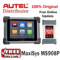 Wholesale AUTEL Maxisys Pro ms908p Autel Maxisys MS908 Pro Autel MS908P Conding J2534 ECU Programming Diagnostic Scanner Update Online Free Years