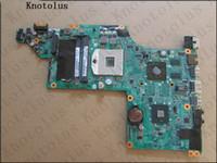 Wholesale laptops hp pavilion dv6 online - 615280 for HP Pavilion DV6 DV6 laptop motherboard A0LX6MB6G1 DA0LX6MB6H1 test ok