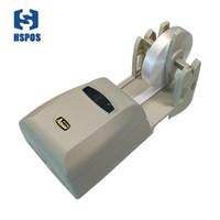 thermische drucketiketten großhandel-Thermo-Transfer-Etikettendrucker zum Waschen von Etiketten mit Papierhalterband und Seidenkleidungsetikett zum einfachen Drucken