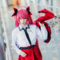 Wholesale kotori anime resale online - Itsuka Kotori cosplay costumes Uniform skirt Japanese anime DATE A LIVE clothing Halloween costumes Spot supply