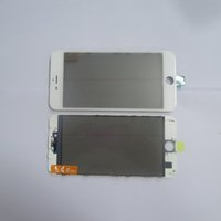 Wholesale cellphone screen repair for sale - Group buy JIUTU New For iPhone s plus Touch Screen glass frame oca polarizer film Cellphone Repair Parts Replacement With Earmesh