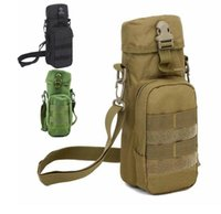 Wholesale Travel Multi Purpose Bag Wholesale - Wholesale outdoor sports canteen bag multi-purpose cycling kettle bag tactical versipack Rock climbing, mountaineering, outdoor supplies