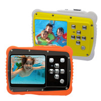 Wholesale Children Swimming Digital Camera MP inch HD Waterproof Kids Birthday Gift Video Camera Sports Mini Cameras