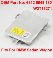 Wholesale oem car parts online - 1PCS V W D1R D1S D3R D3S OEM HID Xenon Headlight Ballast Control Unit Car Part No W3T13271 For BMW Sedan Wagon E90 E91