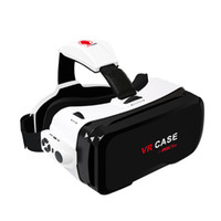 3d casos para móviles al por mayor-Caja de cristal del mejor vendedor 3D VR Caja para el teléfono móvil