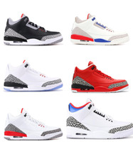 Wholesale free multi games for sale - with Box Mens Basketball Shoes Sneakers Charity Game Black Cement Katrina Free Throwline Seoul for Men Brand Designer Sports Shoes