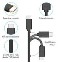 weiße tablette telefon großhandel-USB Typ C Kabel Datenkabel 3,3 ft / 1m Schwarz Weiß für Handy Tablet Google Chrome Pixel