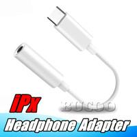 adaptateur casque usb achat en gros de-Adaptateur pour prise casque Câble de conversion de foudre vers audio 3,5 mm Adaptateur audio pour iPhone XS MAX