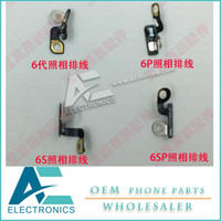 Wholesale Antenna Clips - for iPhone 6 6Plus 6s 6splus 7 7plus Plus 6p 7p NFC Chip Camera Clip Buttons Stickers Bluetooth Signal Antenna