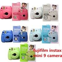 juguetes fotográficos al por mayor-Instax mini9 una cámara de imágenes, impresora de fotos, máquina de fases, actualización de mini8, impresora de bolsillo mini impresora de fotos impresora de mano juguetes