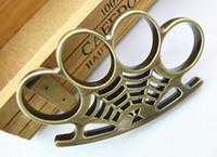gordo, menino, bronze, knuckles venda por atacado-2 pcs Rinegade menino gordinho preto de bronze