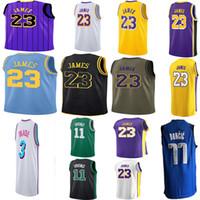 7891f601b77 ... czech 23 lebron james men basketball jersey 11 kyrie irving 77 luka  doncic 3 dwyane wade