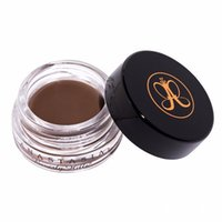 Wholesale color pigment black - Professional 10 Color Dose of Color Waterproof High Brow Pigment Black Brown Eyebrow Gel Kylie Jenner Recommended Super Nice