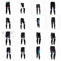 самая горячая гоночная одежда оптовых-Гигантская команда Велоспорт длинные брюки новые горячие мужские дышащий quick dry CICLISMO MTB одежда гоночная одежда Q50303