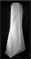 kaliteli giysiler toptan satış-Saklama Çantası Kapak Giyim Koruyucu Kılıf Düğün Elbise Konfeksiyon Akşam Elbise duat çantalar Elbise Çanta Yüksek Kalite