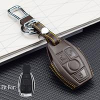 ingrosso pulsante a distanza di mercedes-Chiave a distanza 2/3/4 pulsanti portatarga per Mercedes Benz AMG A / B / C / S classe / classe E W212 / GLC / GLA / GLK / CLA / CLS // R / SL / SLK