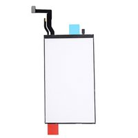 Wholesale 50PCS DHL Free For Apple iPhone S C S Plus X LCD Display Backlight Back Light Panel Flex Cable Replacement Part