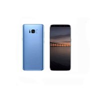 Wholesale dual sim android smartphones - Goophone S8plus 6.2inch S8+ S8 Plus With Touch ID Quad Core MTK6580 1GB Ram 8GB Rom Cellphone 8MP GPS Wifi Unlocked Smartphones
