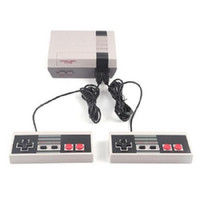 Wholesale nes mini controller online - Retro Mini TV Video Game Console for NES games consoles FC Family Controller can store games Key