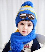 Wholesale New Fashion Winter Hat - 2018 new coming kids hats for winter fashion models good quality free shipping