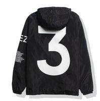 Wholesale y jacket - kanye west Yeezus MA-1 pilot hip hop windbreaker Y-3 jacket fashion men's motorcycle kanye west Yeezus jacket us size