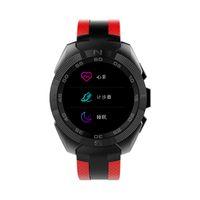 erkekler için bluetooth bilezik toptan satış-L3 spor smart watch ios nabız akıllı bilezik bluetooth aramaları off-line bt 4.0 erkekler kadınlar için iş kol iphone android
