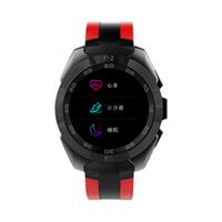 ligne hommes adultes achat en gros de-L3 Sports Montre Smart Watch ios Fréquence Cardiaque Bracelet Bluetooth Appels Off-line BT 4.0 Hommes Femmes Montre D'affaires pour iPhone Android
