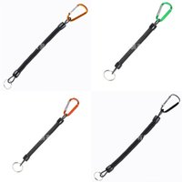 Wholesale type lures resale online - Medium Lure Fishing Rope Extensible Telephone Line Type Rod String Outdoor Leisure Gear Fish Tackle Accessories cz Ww