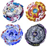 Wholesale beyblade metal fight launcher - 8 Styles Beyblade Burst Metal Funsion 4D B73 B79 B85 B86 B92 B97 B100 B102 With Original Box And Launcher Spinning Top Fighting Gyro