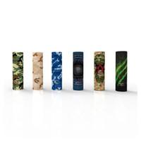 plástico termoretráctil venda por atacado-20700 21700 PVC Bateria Wrap Capa de Plástico Filme de Encolhimento de Calor Embrulho baterias Multi Cores e Design Para Bateria De Lítio Recarregável