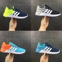 Wholesale cosmic black - Hot Sale Men Women Mesh Cloudfoam Speed NEO Casual shoes Breathable Sports Trainer Sneakers Cloudfoam cosmic RUNNING Cheap shoes
