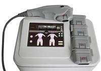 yüz yüze ultrason toptan satış-HIFU yüz germe yüksek yoğunluklu odaklı ultrason hifu makinesi cilt sıkma kırışıklık kaldırma salonu ev kullanımı makinesi