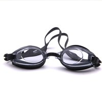 Wholesale anti uv swimwear for sale - Anti UV Swimming Goggles Anti Fog Swimwear Silicone Waterproof High Definition Unisex Swimming Glasses For Men And Women Students
