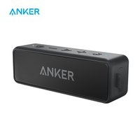 Wholesale water bass - Anker SoundCore 2 Portable Bluetooth Wireless Speaker Better Bass 24-Hour Playtime 66ft Bluetooth Range IPX5 Water Resistance