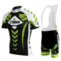 Wholesale Green Lycra Suit - 2018 Hot Men's cycling Jerseys summer Cycling clothes Sets cycling clothing MTB   ROAD team bike wear Gel Pad Sport Suit outdoor Jersey