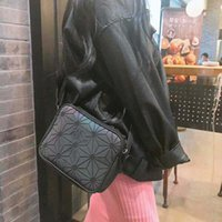 Wholesale crochet business - 2018 New Arrival Fashion Business Leather Men Lady Messenger Bags Promotional Small Crossbody Shoulder Bag Casual Man Women Shoulder Bag