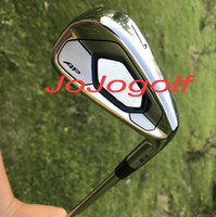Wholesale hot wedges - Hot golf irons AP3 718 forged irons set (3 4 5 6 7 8 9 P ) with original dynamic gold S300 steel shaft high quality 8pcs golf clubs