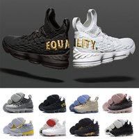 Wholesale cities pvc - 2018 New Basketball Shoes Ashes Ghost EQUALITY City Edition black gum Pride of Ohio BHM Graffiti trainers sports Sneaker Size 40-46