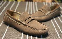 ingrosso scarpe per uomo-2018 scarpe da uomo pigre nuove scarpe casual casual classiche basse comfort, telai con un pedale copri-fagioli