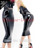 Wholesale Sexy Latex Skirt - Latex Skirt Sexy Women Skinny Skirt