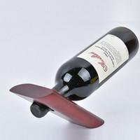 şarap rafı bardaklık toptan satış-Ahşap Şarap Rafı Şarap Kupası Tutucu Asılı Raf Bar Baş Aşağı Baş Aşağı Şarap Soğutucu Yaratıcı Süsler şişe Rafları