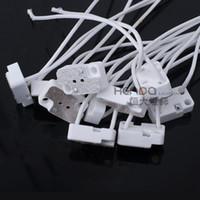 adaptateur de base de prise led achat en gros de-Support de base de lampe en céramique MR16 Adaptateur de prise de test MR11 Adaptateur de base de test G5.3 G5.3 LED Head Head