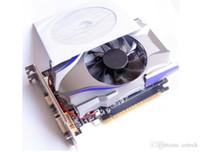 tarjetas gráficas para computadoras de escritorio. al por mayor-GT730 4G DDR5 juego gráfico realmente independiente tarjeta pci-e para computadora de escritorio