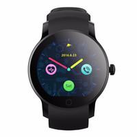 touchscreen fernbedienung großhandel-Smart Watch mit Remote Camera, Touchscreen Smart-Armbanduhr mit Sim-Karten-Slot Herzfrequenz für Android Männer Frauen