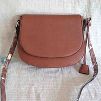 Wholesale saddle color for sale - Pink sugao messenger bags Mbrand saddle luxury handbags shoulder bag designercrossbody bag women handbags and purse high quality color